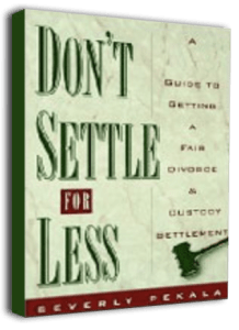 Don't Settle for Less book